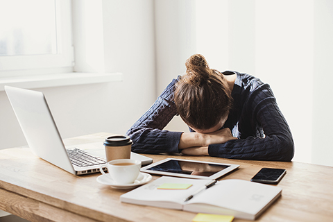 Digital Fatigue Overwhelms Consumers